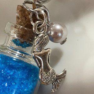 Mermaid teardrops Inspiration necklace